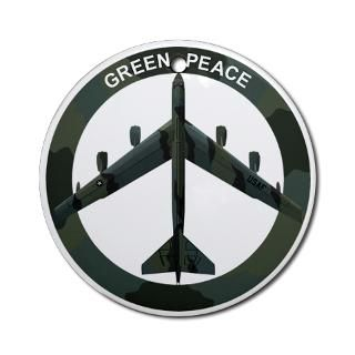 52 Peace Sign Ornament (Round) for $12.50