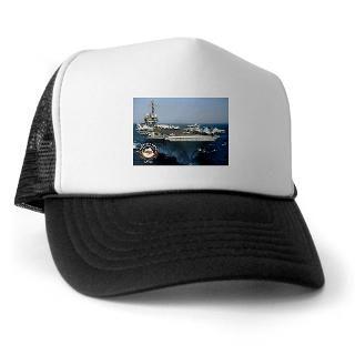 USS Kitty Hawk CV 63 Trucker Hat