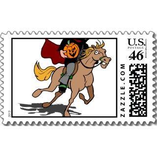 Halloween Parties Invitations stamps by HalloweenGiftFun