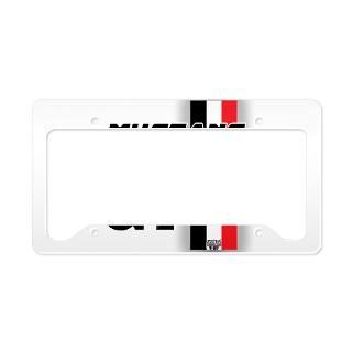 Ford Racing License Plate Frame  Buy Ford Racing Car License Plate