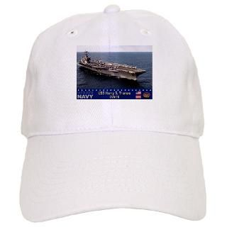 USS Harry S. Truman CVN 75 Baseball Cap