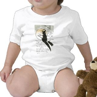 Halloween Witch / Witches Quote / Poem / Spell Baby Bodysuits