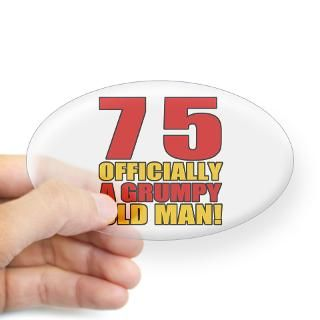 Funny Old Man Stickers  Car Bumper Stickers, Decals