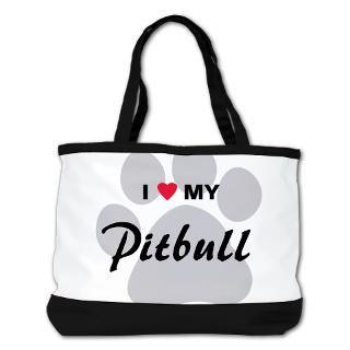 love my pitbull shoulder bag $ 81 99