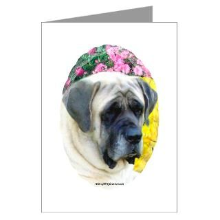 English Mastiff Christmas Greeting Cards  Buy English Mastiff