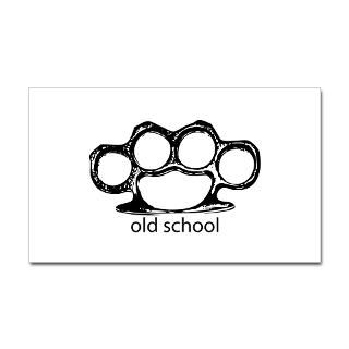 Brass Knuckles Stickers  Car Bumper Stickers, Decals