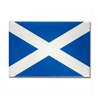 Flag of Scotland  International Car Stickers