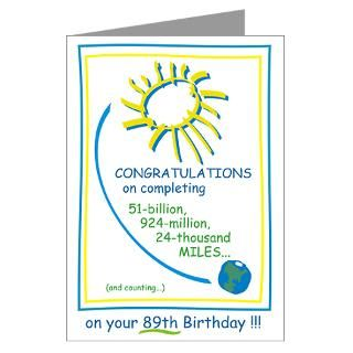 Happy 89Th Birthday Greeting Cards  Buy Happy 89Th Birthday Cards