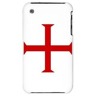 Knights Templar Cross iPhone 4 Slider Case