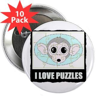 love puzzles 2 25 button 10 pack $ 23 98