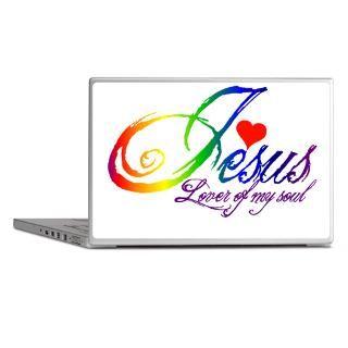 Christian Gifts  Christian Laptop Skins  Jesus Lover of my soul