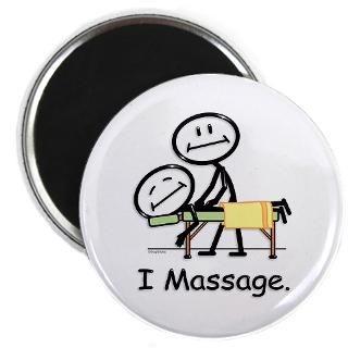 Massage Therapist  BusyBodies Stick Figure T shirts and unique Gifts