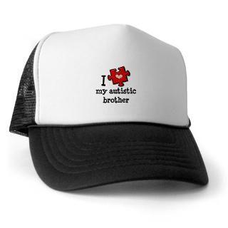 Autism Puzzle Piece Hat  Autism Puzzle Piece Trucker Hats  Buy