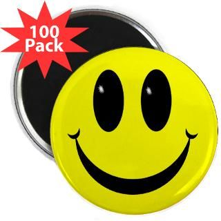 smiley face 2 25 magnet 100 pack $ 118 99