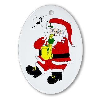 Tenor Sax Christmas Ornaments  Unique Designs