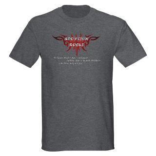 Adoption Rocks   James 127 T Shirt