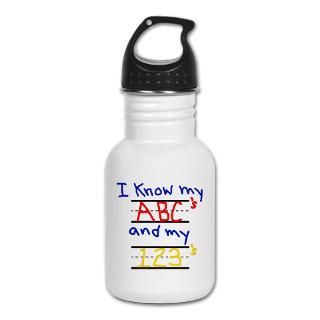 Preschool Water Bottles  Custom Preschool SIGGs
