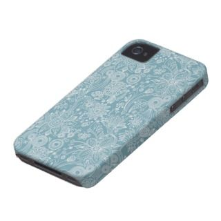 Floral iPhone 4/4S Case Mate Case iPhone 4 Covers