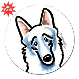 Love My White Shepherd Stickers  Car Bumper Stickers, Decals