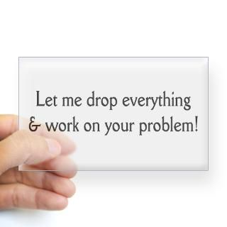Drinking Problem Stickers  Car Bumper Stickers, Decals