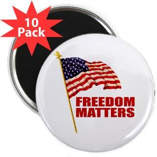 Freedom Matters  RightWingStuff   Conservative Anti Obama T Shirts