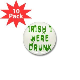 IRISH I WERE DRUNK St. Patricks Day Tshirts  Leprechaun Gifts & All