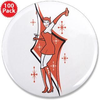 martini pinup girl 3 5 button 100 pack $ 141 99