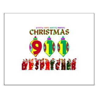 911 Dispatcher Christmas  My Real Heroes Shirts & Gifts