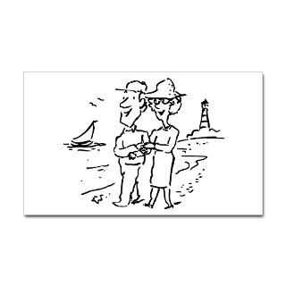 Retirement Beach Lighthouse T shirts & Gifts