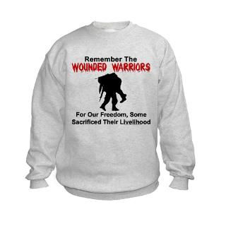 Wounded Warrior Hoodies & Hooded Sweatshirts  Buy Wounded Warrior