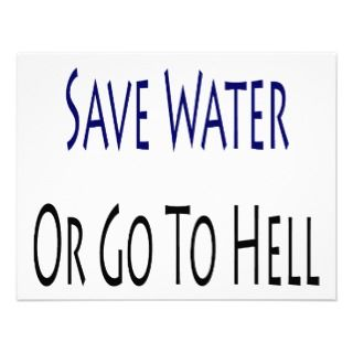 Save The Environment Invitations, Announcements, & Invites
