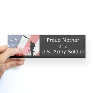 Army Mom Stickers  Car Bumper Stickers, Decals