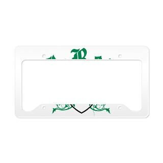Nigerian Flag License Plate Frame  Buy Nigerian Flag Car License