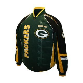 Green Bay Packers NFL Franchise Cotton Twill Jacke for $164.99