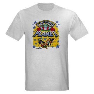 Captain Planet T Shirts & Gifts   Cartoon Network