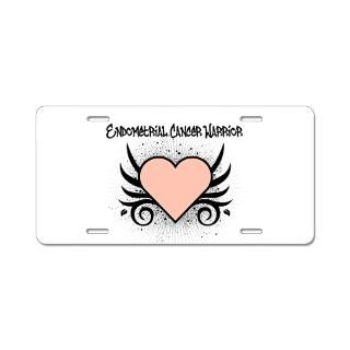 Endometrial Cancer Warrior Tattoo Shirts & Gifts  Shirts 4 Cancer