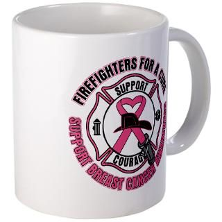 Firefighters For A Breast Cancer Cure Shirts  Gifts 4 Awareness