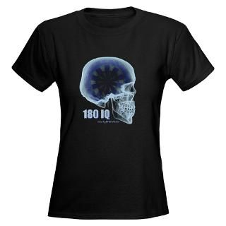 180 IQ Womens Cap Sleeve T Shirt