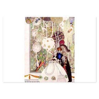 Art Deco Gifts  Art Deco Flat Cards  KAy Nielsen004_10x14.png 3.5 x
