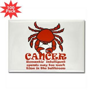 horoscope cancer rectangle magnet 100 pack $ 189 99