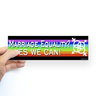 Lesbian, Gay, Bi and Trans Liberty  Irregular Liberal Bumper Stickers