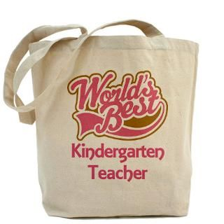 Kindergarten Teacher Bags & Totes  Personalized Kindergarten Teacher