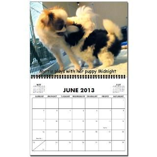 11 in. Calendar 13 Pages of Jap Chin by genkichin