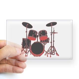 Drum Stickers  Car Bumper Stickers, Decals