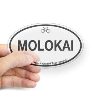 Molokai Stickers  Car Bumper Stickers, Decals
