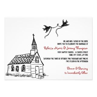 Catholic Wedding Invitations, Announcements, & Invites