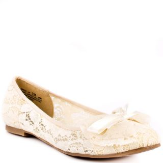 All Shoes / Chinese Laundry / Dress Up   Ivory Lace