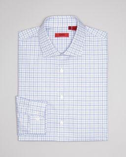 HUGO Enderson X Plaid Dress Shirt   Contemporary Fit