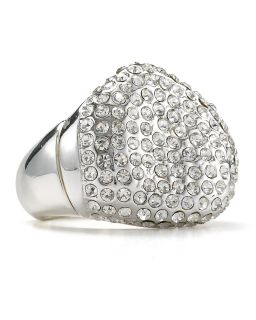 crystal cocktail ring price $ 65 00 color crystal quantity 1 2 3 4 5 6