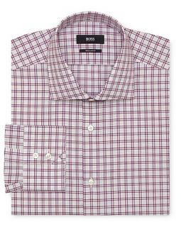 plaid dress shirt regular fit orig $ 175 00 was $ 148 75 104 12